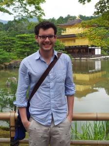 Alex in Japan